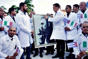 Premio Nobel per la Pace alla Brigata Medica Cubana Henry Reeve: lo chiedono 200 universitari USA