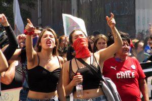 Chile: #8M en Valparaíso