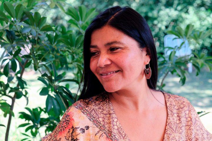 """Monica mujer Mapuche: """"Io mi stavo cercando ma non mi trovavo; ho iniziato a riconoscermi solo quando ho ritrovato le mie radici Mapuche"""""""