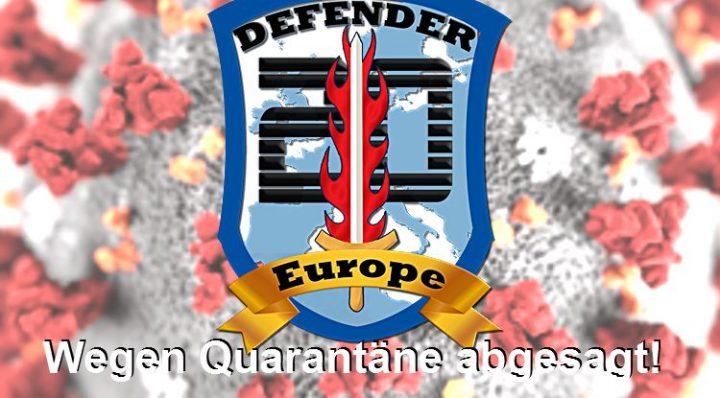 Defender Europe 2020 : Le jeu de guerre annulé en raison de la quarantaine