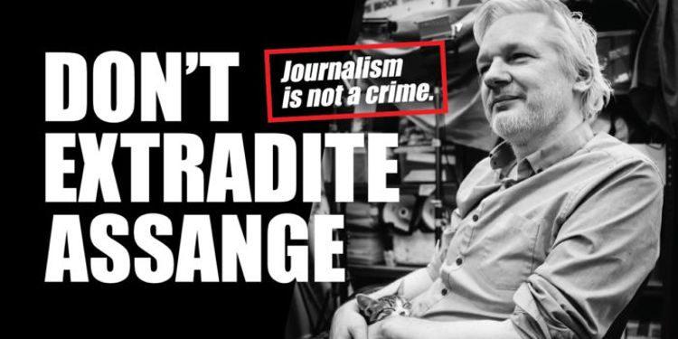 Julian Assange: Endlich gibt es Widerstand