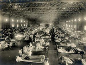 La sanità pubblica dopo l'influenza spagnola
