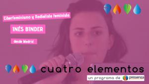 """Inés Binder """"somos quienes mantenemos la vida y ese trabajo no es reconocido en ningún ámbito"""""""