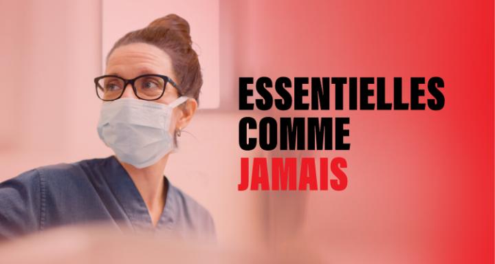 Coronavirus. La Fédération interprofessionnelle de la santé du Québec (FIQ) demande de nouvelles mesures
