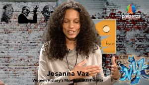 Face 2 Face with Josanna Vaz