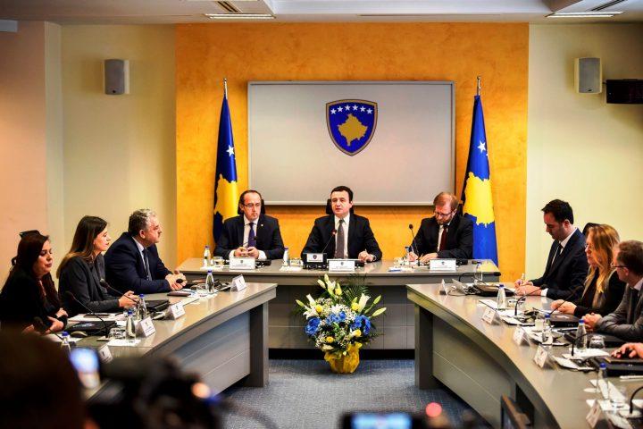 Showdown Kosovaro
