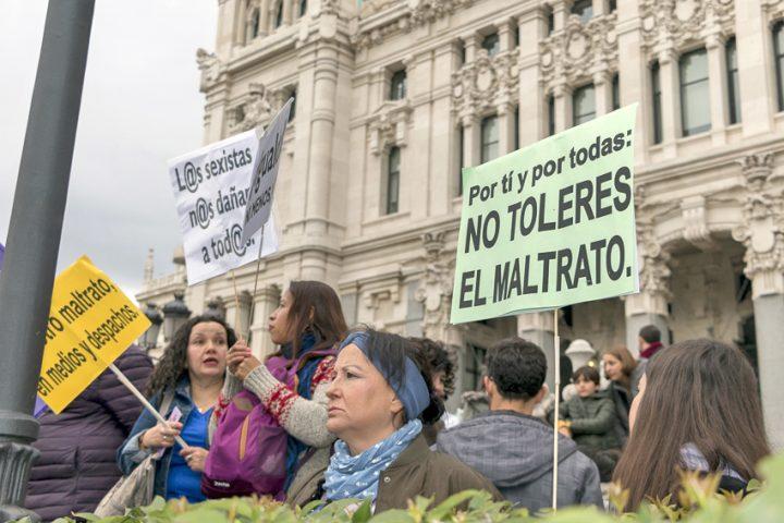 #8M. Gran convocatoria en Madrid