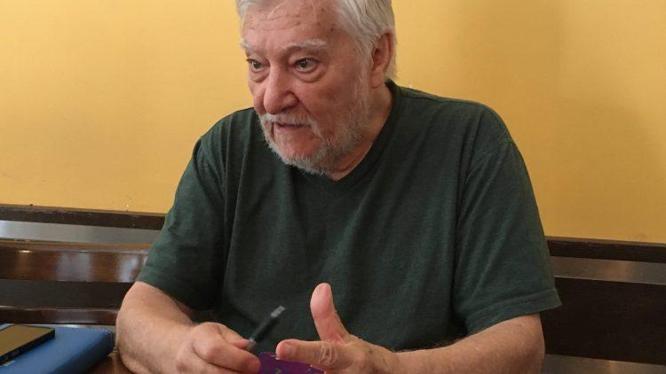 Entretien avec Luis Ammann, auteur du livre «Autolibération»