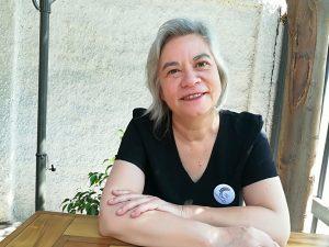 """Entrevista a Rosa Moreno, Presidenta del Partido Alternativa Feminista: """"Queremos una nueva Constitución en la que se exprese nuestra mirada"""""""