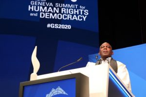 Mauritanie: Commission Nationale des Droits de l'homme ou Apartheid ?
