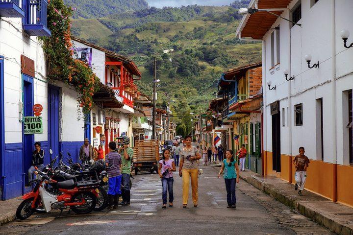 Colombia. País fallido o país de ensueño