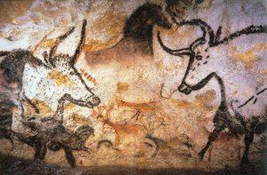 A Lascaux freskóitól a graffitiig, a jelenlegi világjárvány ihlette