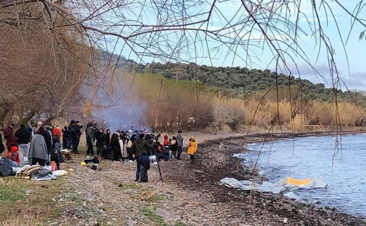 Letter to the President of the European Parliament: stop the violence against refugees in Greece