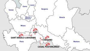 MSF: avviata attività in 4 ospedali tra Lodi e Codogno per fronteggiare l'emergenza