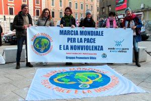 La Marcia Mondiale per la Pace e la Nonviolenza scrive a Mattarella e chiede impegno concreto per la pace e il disarmo
