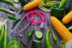 Gesundheit: Ratgeber zu pflanzlicher Ernährung in Krankenhäusern