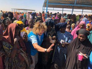 Coronavirus in Niger: intervista alla capo missione dell'UNHCR
