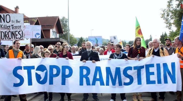 """""""Stopp Air Base Ramstein"""" Protesttage auf September verschoben"""