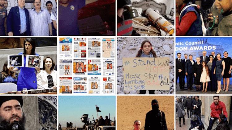 Syrienkrieg: Geopolitik und Medien