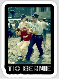"Corporate Media Ignores Latinos Came Out for ""Tio"" Bernie"