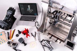 Covid19: fabrican repuestos para respiradores con impresora 3D