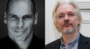 La nuit dernière, Julian Assange m'a appelé. Voici ce dont nous avons parlé | Par Yanis Varoufakis