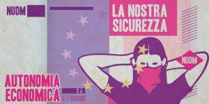Vietato lo sciopero femminista-transfemminista di Non Una Di Meno