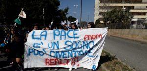 Reggio Calabria in cammino nella Marcia per la Pace e la Nonviolenza 2019-2020