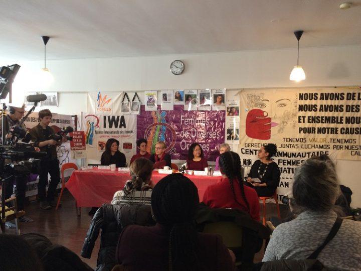Las mujeres de diversos orígenes (WDO) de Montreal reclaman justicia y luchan solidariamente para poner fin a la violencia contra las mujeres