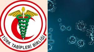 TTB: Koronavirüs Enfeksiyonundan Korunmaya İlişkin Bilgi Notu