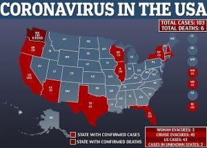 U.S. Public Health Departments Scramble Against Coronavirus, Decimated by Funding Cuts
