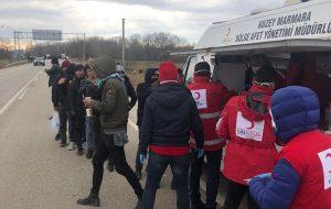 Frontière Grèce-Turquie: les migrants ne doivent pas être utilisés comme un outil politique. L'UE et les États membres doivent agir de manière solidaire maintenant