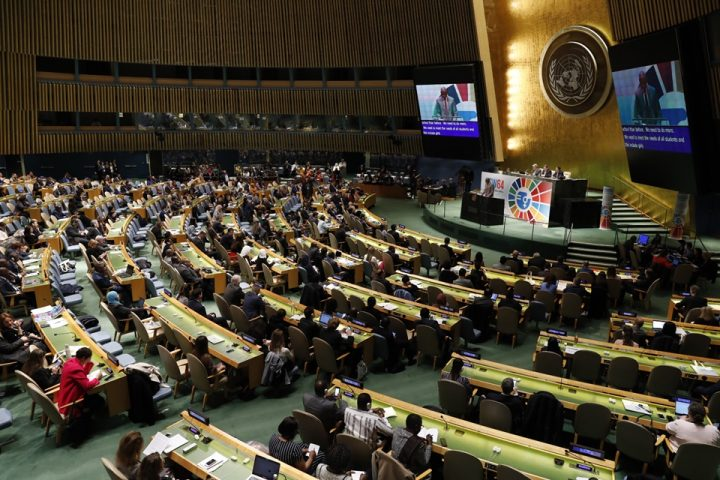 Zu wenige Frauen an der Spitze – die Bilanz 25 Jahre nach der Pekinger Erklärung