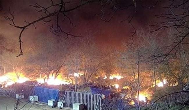 Turchia: evacuati circa 6000 migranti dal confine greco per rischio pandemia