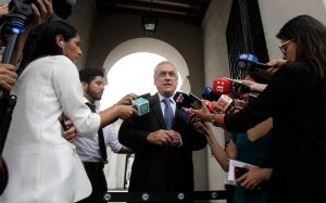 Il problema non è la violenza, è Piñera