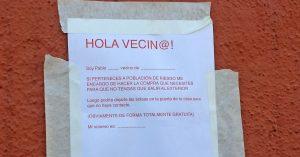 La solidaridad como respuesta inmediata al coronavirus