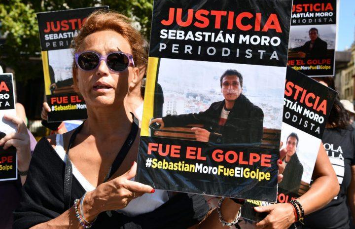 #FueelGolpe. Entrevista con Raquel Rocchietti, madre del periodista Sebastián Moro