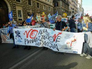 Acqua bene comune. Mozione al Consiglio Comunale di Milano