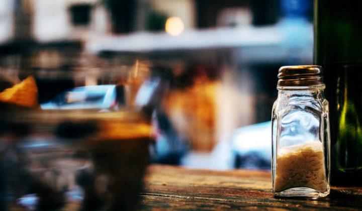 L'eccessivo consumo di sale uccide 2,5 milioni di persone