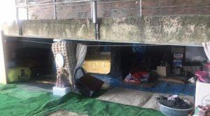 A Pescara i senzatetto non possono #restareacasa