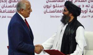 29 febbraio 2020: una speranza di pace per l'Afghanistan