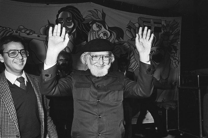 Die Revolution wird beerdigt: Nachruf auf Ernesto Cardenal