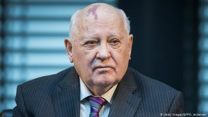 Gorbachev: Time to Revise the Entire Global Agenda