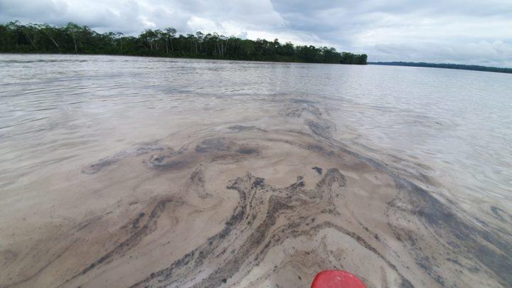 Derrame de petróleo en la Amazonía ecuatoriana: las organizaciones indígenas y de derechos humanos, levantan sus voces