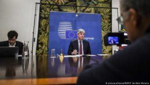 EU ministers make breakthrough on coronavirus economic response