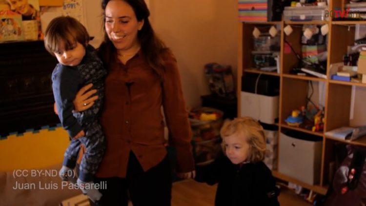 Julian Assanges Verlobte (und deren Kinder) - erstes Interview