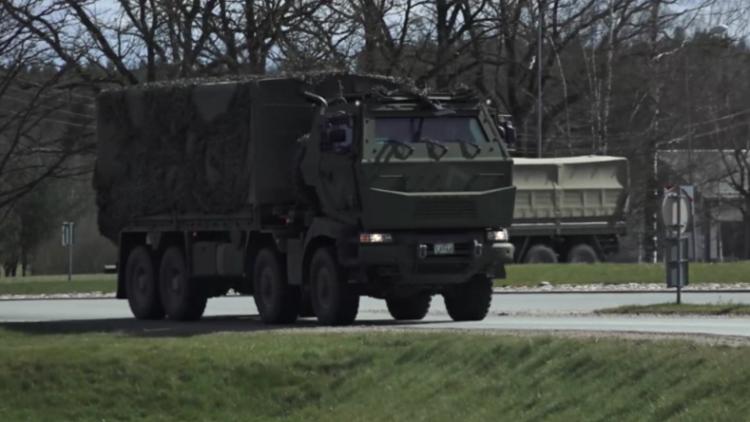 Lettland: Militärübung im Rahmen von Defender Europe 2020 fand trotz Corona-Krise statt