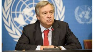 UN chief calls on religious leaders to unite in the fight against COVID-19