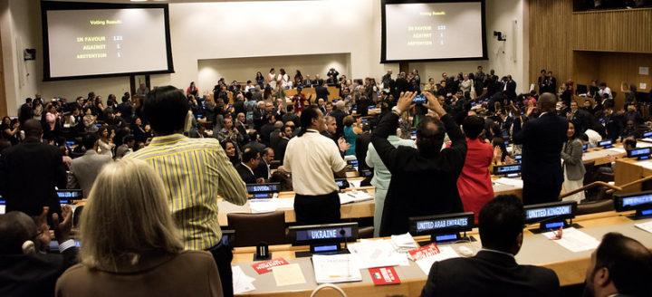 A Iniciativa Humanitária: Celebrar e Avançar