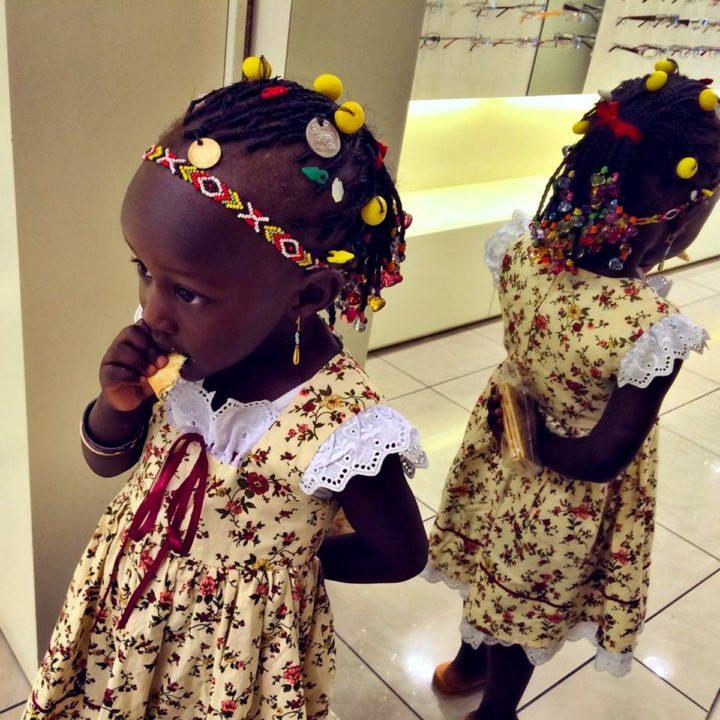 Bambina Burkinabè